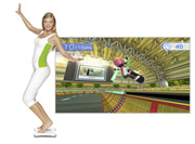 Wii Fit Plus  sur Wii