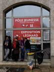 Exposition Léonard