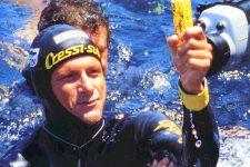 J'ai plongé avec Umberto Pelizzari
