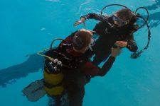 Mes vacances côté plongée sous-marine