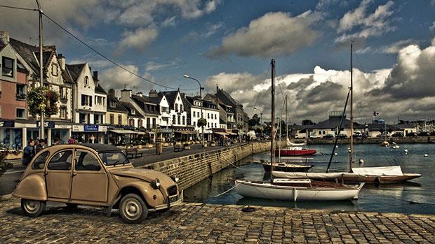 Mes vacances côté voyages : La Bretagne