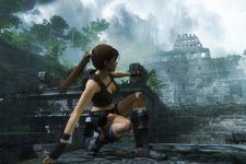 Tomb Raider Underworld sur Wii