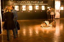 Charles Marville au Louvre des Antiquaires