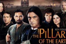 J'ai regardé la série Les piliers de la terre, mon avis