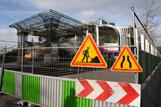 Les barrières du réaménagement du forum des Halles