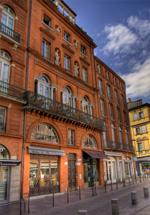 Les façades de Toulouse