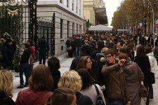 Ma visite de la boutique Abercrombie Paris