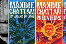 Le cycle de l'homme de Maxime Chattam