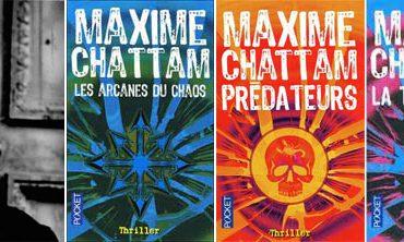 Le cycle de l'homme de Maxim Chattam