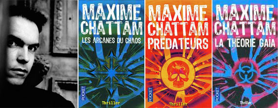 Le cycle de l'homme de Maxime Chattam