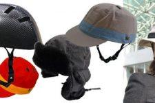Des jolis casques vintage pour faire du vélo en ville