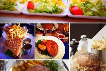 Les meilleurs hamburgers de Paris