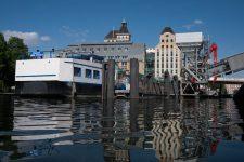 Balade le long du canal Saint-Martin
