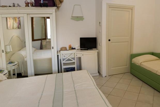 La chambre du Sporting Marmara