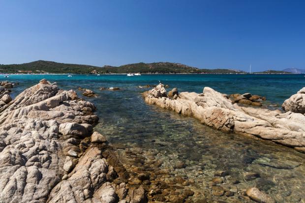 La mer par les rochers