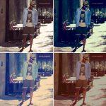 Exemples de filtres Instagram pour Photoshop