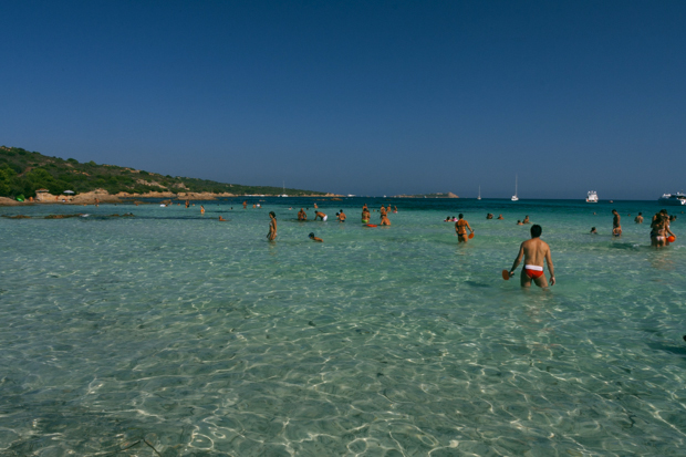 Plage en Sardaigne