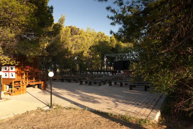 Le théâtre en plein air