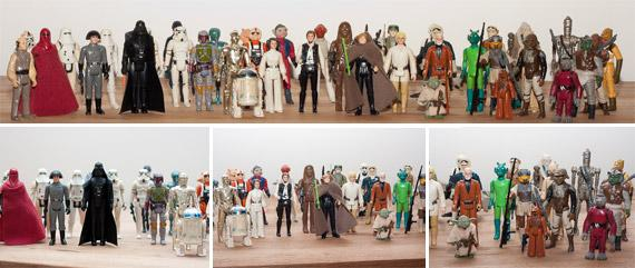 Ma collection perso de figurines Star Wars