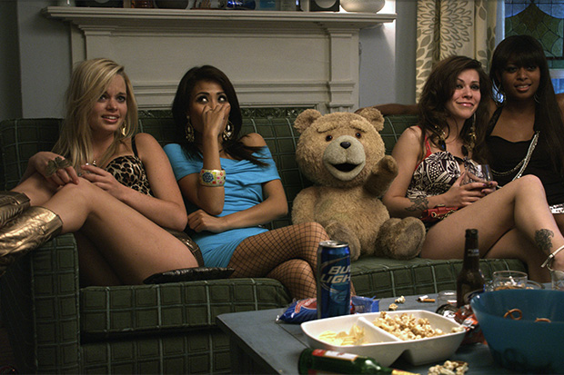 Ted et ses putes