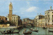 Canaletto et Guardi au musée Jacquemart André