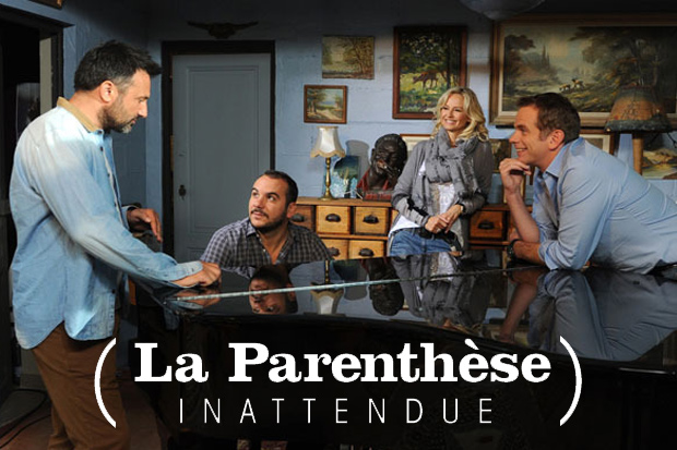 La parenthse inattendue 