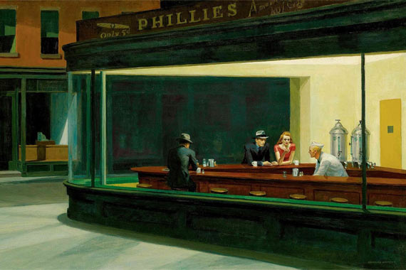 Nighthawks, Hopper