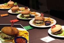 Legendary Burgers au Hard Rock Café