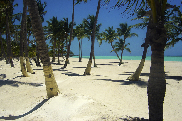 Plage du club Med de Punta Cana