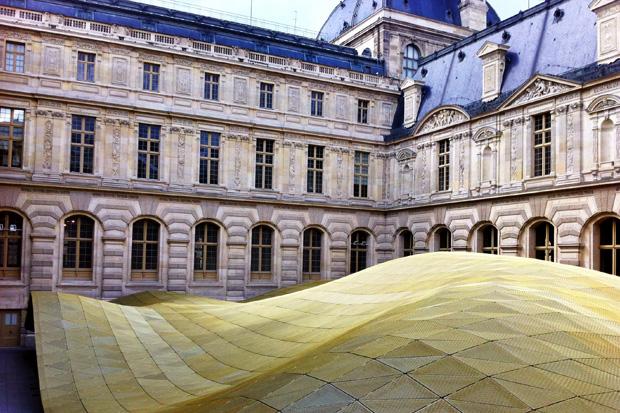 Architecture de l'Art de l'Islam au musée du Louvre