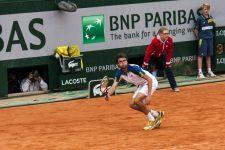 Une journée à Roland Garros