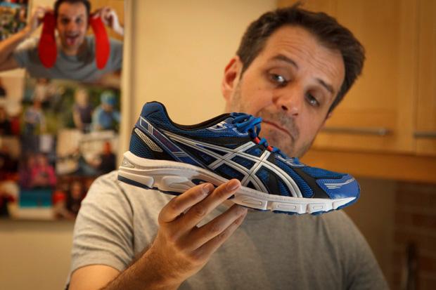 Mes nouvelles chaussures de running