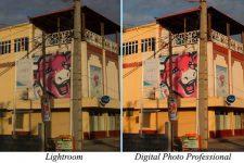 Problèmes de développement RAW avec Lightroom et un Canon 60D