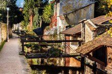 Chevreuse et la promenade des petits ponts