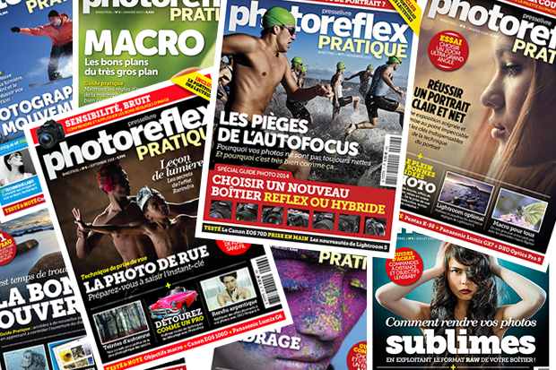 Magazine Photo Reflex Pratique