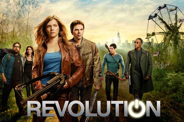 La série Révolution