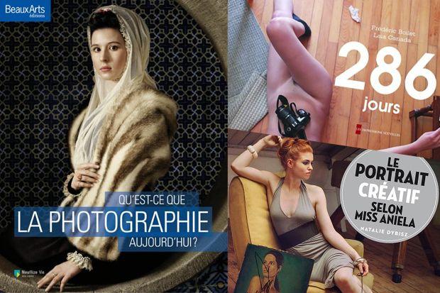 Le portrait créatif selon Miss Aniela, 286 jours et Qu'est-ce que la photographie aujourd'hui ?