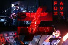 Fauve en concert au Bataclan
