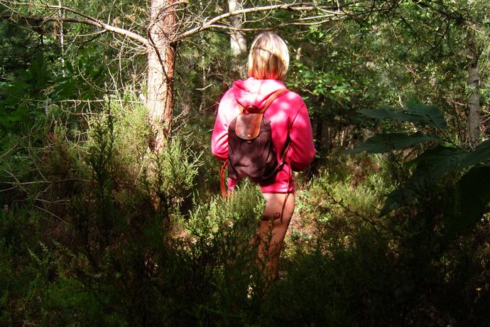 femme naturiste