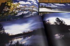 Test de livres photo sur papier mat