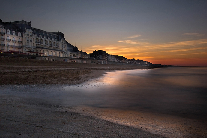 plage-cabourg