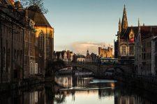 Week-end à Gand à la recherche de la lumière