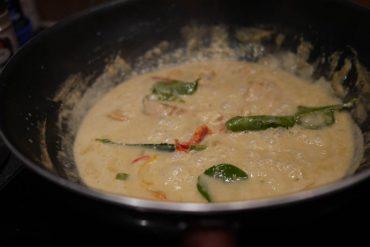 Recettes de cuisine le blog de denis - Cuisine thai poulet curry vert ...