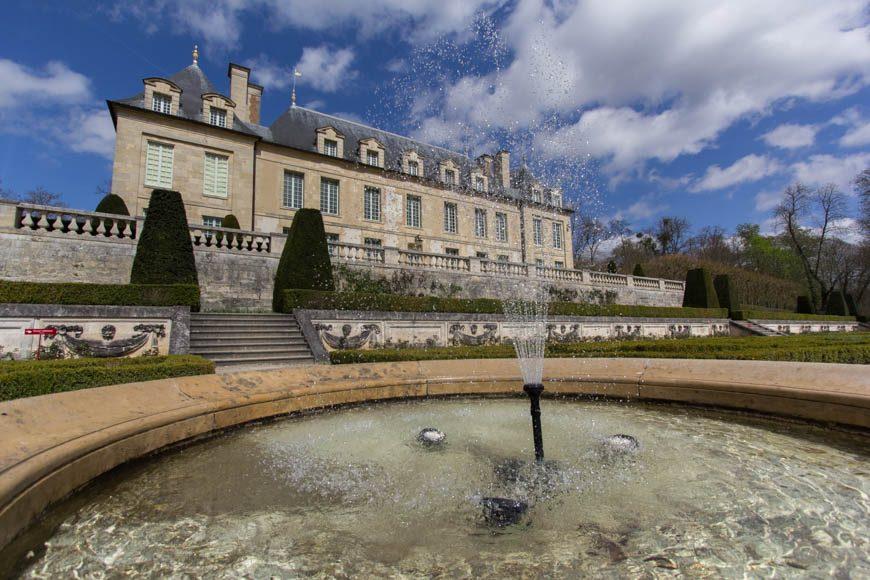 Le château d'Auvers