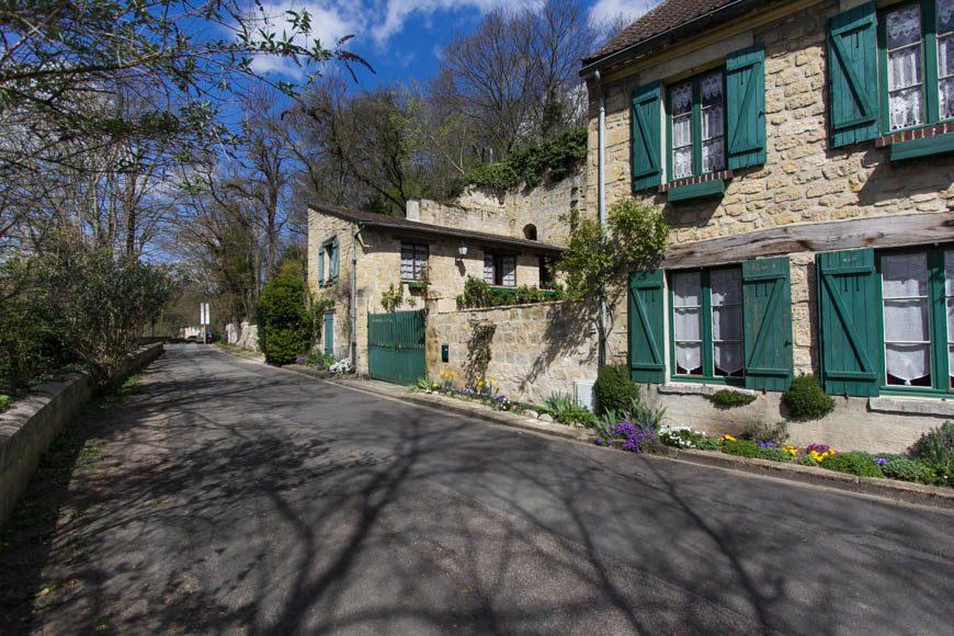 Maisons à Auvers-sur-Oise