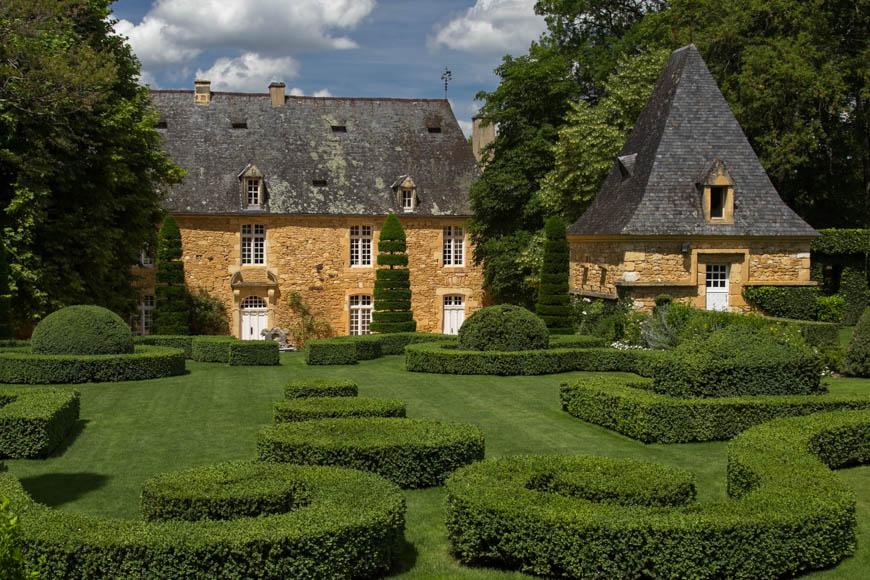 Les jardins du manoir d eyrignac - Jardin du manoir d eyrignac ...