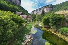 Des Villages de caractère dans le Jura