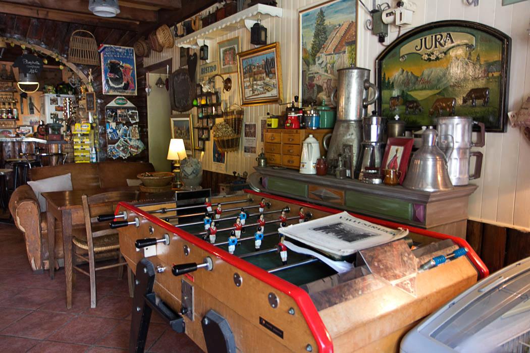 Chez Janine à Nevy-sur-Seille