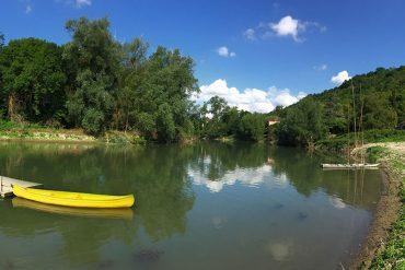 Vétheuil et les bords de Seine