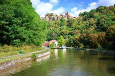 Une croisière fluviale en Alsace Lorraine